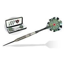Sharp Shooter Steel Tip Darts with Clam Case (Set of 3)
