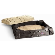 Hidden Treasure 4' Rectangular Sandbox with Cover