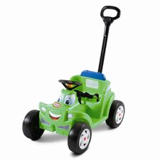 <strong>Little Tikes</strong> 2-in-1 Cozy Roadster Push/Scoot Ride-On