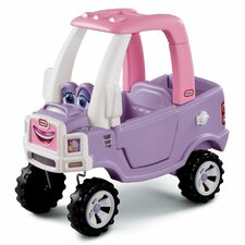 Princess Cozy Push Truck
