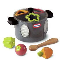 <strong>Little Tikes</strong> Lil' Cooks Shape Sorting Pot