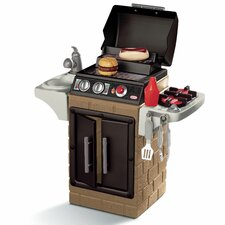 8 Piece Get Out 'n Grill Kitchen Set