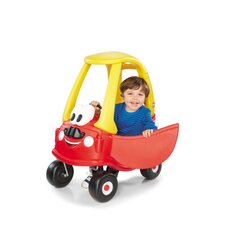 Cozy Coupe With Moustache