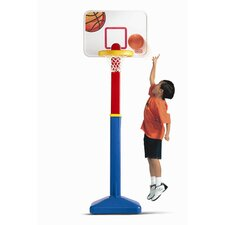 Adjust 'n Jam Basketball Set