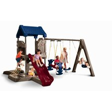 <strong>Little Tikes</strong> Endless Adventures Playcenter Swing Set