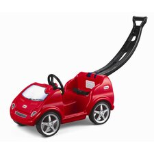Tikes Mobile Push/Scoot Car