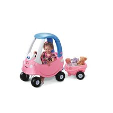 Princess Cozy Coupe Trailer