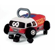 Pillow Racers Fire Truck