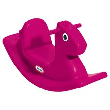 <strong>Little Tikes</strong> Rocking Horse - Magenta
