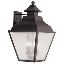Vernon Outdoor Wall Lantern