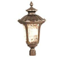 Oxford 3 Light Outdoor Post Lantern