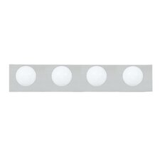 <strong>Livex Lighting</strong> 4 Light Bath Bar