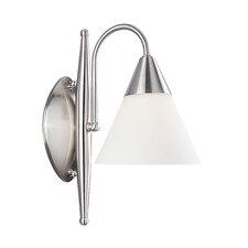 <strong>Livex Lighting</strong> Sterling 1 Light Wall Sconce