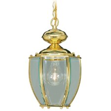 <strong>Livex Lighting</strong> Basics 1 Light Outdoor Hanging Lantern