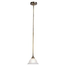 <strong>Livex Lighting</strong> North Port 1 Light Mini Pendant