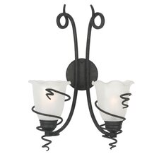 <strong>Livex Lighting</strong> Empire 2 Light Vanity Light