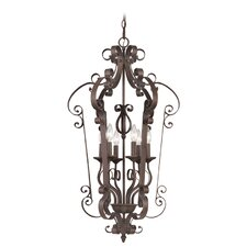 Manchester 6 Light Foyer Pendant