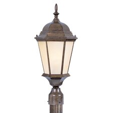 Hamilton 3 Light Outdoor Post Lantern