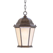 <strong>Livex Lighting</strong> Hamilton 3 Light Outdoor Hanging Lantern