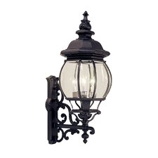 <strong>Livex Lighting</strong> Frontenac 4 Light Outdoor Wall Lantern