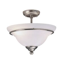 Cambridge Semi Flush Mount