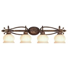 Renaissance 4 Light Vanity Light