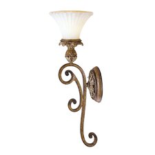 Savannah 1 Light Wall Sconce