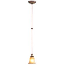 <strong>Livex Lighting</strong> Villa Verona 1 Light Mini Pendant