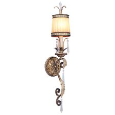 La Bella 1 Light Wall Sconce