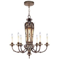 Bristol Manor 6 Light Chandelier