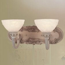 Salerno 2 Light Vanity Light