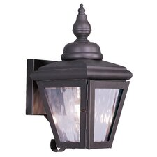 Cambridge Outdoor Wall Lantern