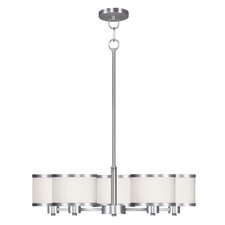 <strong>Livex Lighting</strong> Park Ridge 5 Light Chandelier