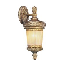 La Bella Outdoor Wall Lantern
