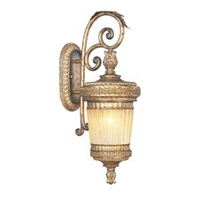<strong>Livex Lighting</strong> La Bella Handcrafted Outdoor Wall Lantern