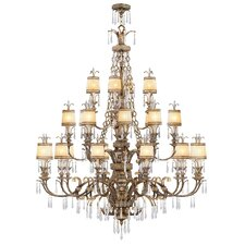 La Bella Drum Chandelier