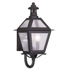 Waldwick 2 Light Outdoor Wall Lantern