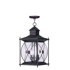 Providence 3 Light Outdoor Hanging Lantern