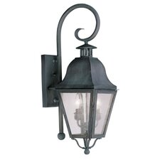 Amwell Outdoor Wall Lantern