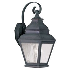 Exeter Outdoor Wall Lantern