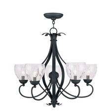 Brookside 5 Light Chandelier