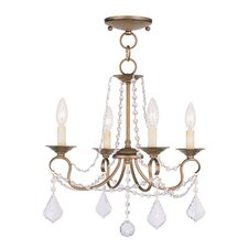 Pennington 4 Light Pendant