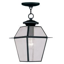 Westover 1 Light Outdoor Hanging Lantern
