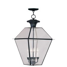 Westover 4 Light Outdoor Hanging Lantern