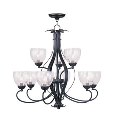 Brookside 9 Light Chandelier