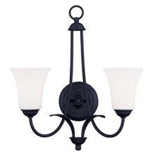 Ridgedale 2 Light Wall Sconce