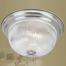 "<strong>Livex Lighting</strong> 6"" Flush Mount"
