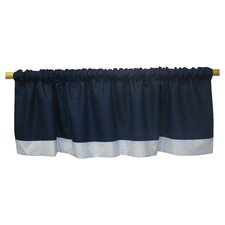 <strong>Bebe Chic</strong> Luke Curtain Valance