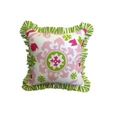 <strong>Bebe Chic</strong> Sasha Bow Pillow