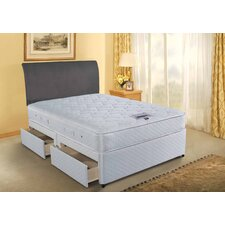Select Visco 800 Divan Bed